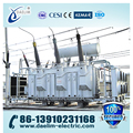 6.3mva Three-phase Three winding On-load Power Transformer with High Voltage