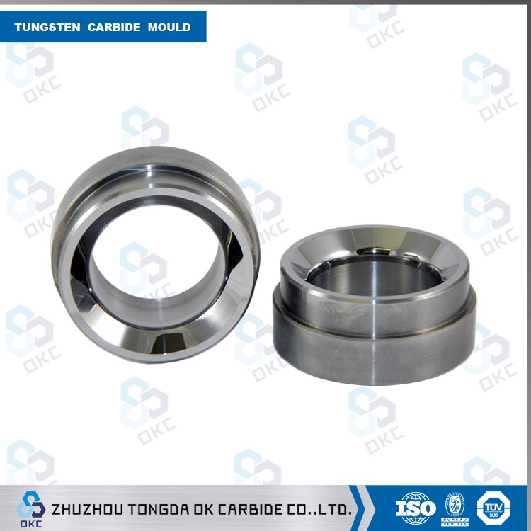Tungsten cemented carbide mould die products in high quality