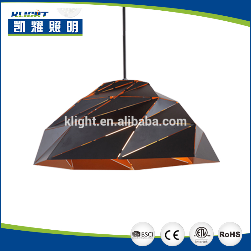 KL-P090 metal lampshade dining light pendant lamp