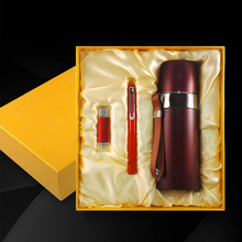 3 piece gift set classical gift metal pen set from Shenzhen factory