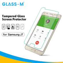 0.33mm Phone Glass Screen Guard for Samsung Galaxy J7 Protector