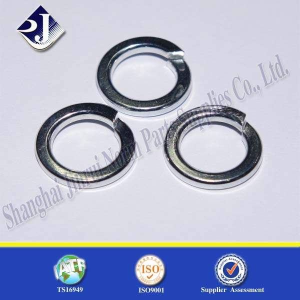 Galvanized Zinc Plated Cup Spring Washer