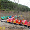 Children game rides hot selling 10 seats mini train model train sets for sale