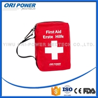 OP hot sale CE ISO FDA approved professional waterproof emergency disaster survival kit