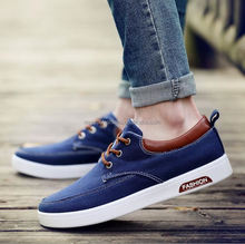 monroo 2014 new style canvas cheap running shoes men