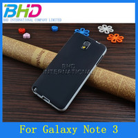 For Samsung Galaxy Note 3 TPU Phone Case With Double Color Border