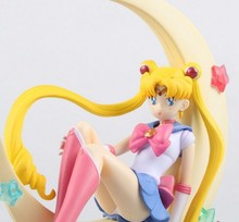 New Custom Japanese Sailor Moon Super Girl Plastic Action Figure