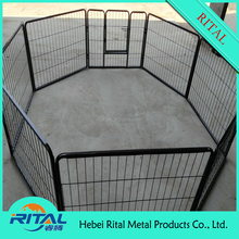 High Quality Metal Wire Mesh Steel Cages Dog Kennels Runs on Alibaba