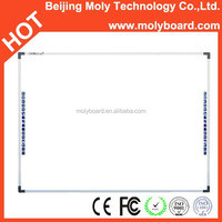 "Quality first, service most 82"" kids magnetic writing board/touch interactive whiteboard"