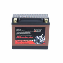 Dry battery LiFePo4 2 years warranty 20ah motorcycle lithium ion battery