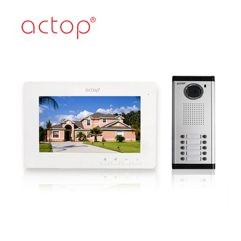 Hot Selling ACTOP Video Door Phone