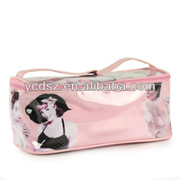 pvc cosmetic bag case