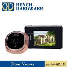 Hot selling motion detection peephole camera