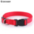 High Quality Pure Nylon Neon Yellow Webbing Embroidery Service Dog Collars