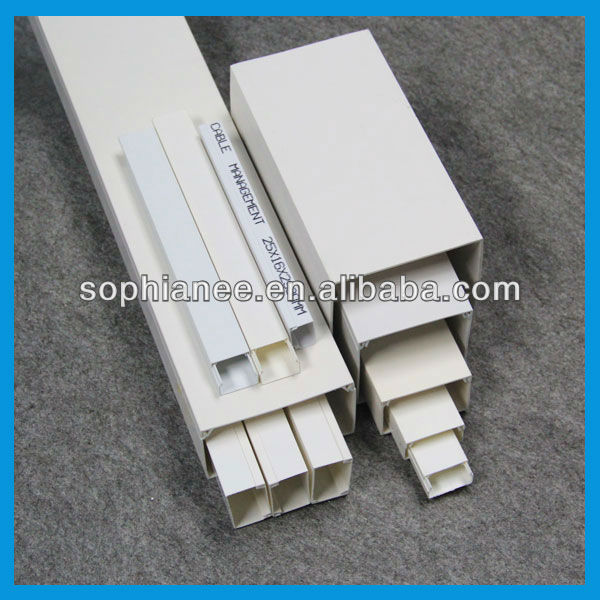 Good Quality Plastic PVC Cable Duct
