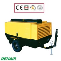 for industry screw mining portable air compressor