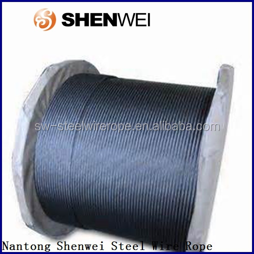 best suspension bridge line contacted sisal center steel wire rope