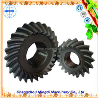 90 degree gear drive engine motorcycle wheels used toyota jeeps / differential gears Steel Spiral Bevel Gear