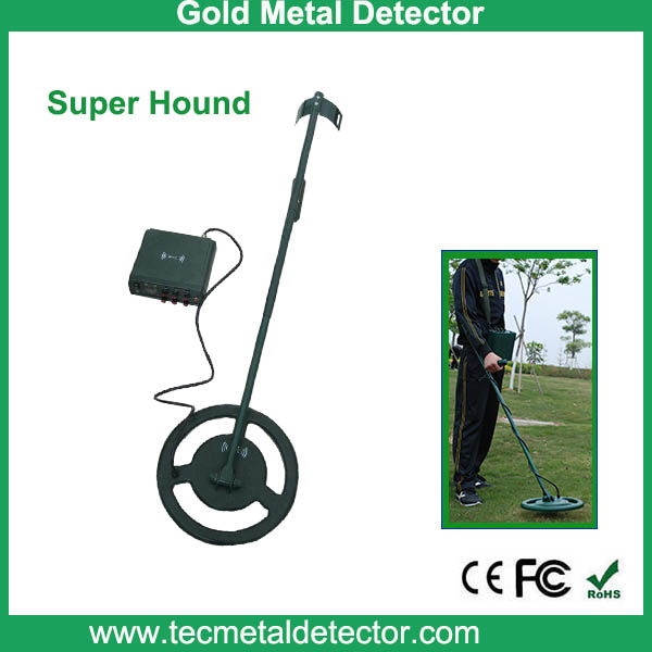 Underground Search Treasure Hunter Archaeology Long Range Gold Diamond Metal Detector for detecting Super Hound