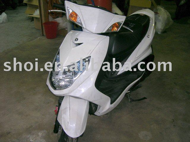 USED SECOND HAND SCOOTER 125CC CYGNUS X 125