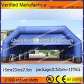 HOT-selling durable and nice inflatable dome buildings