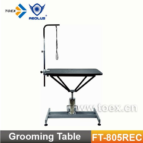 Dog Grooming Table Hydraulic Grooming Table FT-805REC