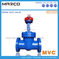 Experienced manufacturing of flexible wedge rising stem bb/psb os&y 8 inch 10 inch 12 inch gate valve