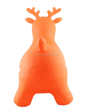 Wholesale with high quality and popular shape inflate animals hopper for kids