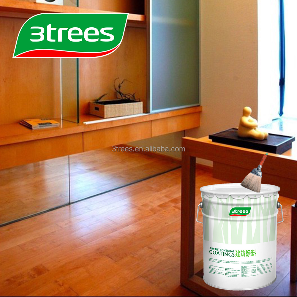 3TREES Hot Sell Cheap Furniture PU Sealer/Primer paint
