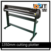 Best price 1350mm paper cutting plotter,china cutting plotter supplier,mini cutting plotter