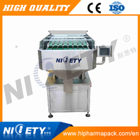Jujube food counting and bags packaging machine