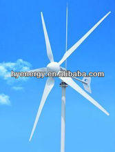 3KW Windmill Turbine small wind turbine for home/farm/park lighting