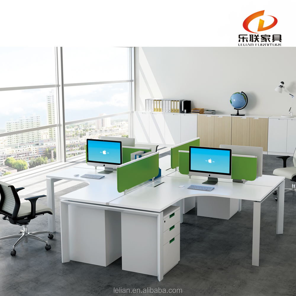 Chipboard Partition Office Desk Furniture Desk Partition Lb 08   Buy  Chipboard Partition,Office Desk Furniture,Team Partition Product On  Alibaba.com