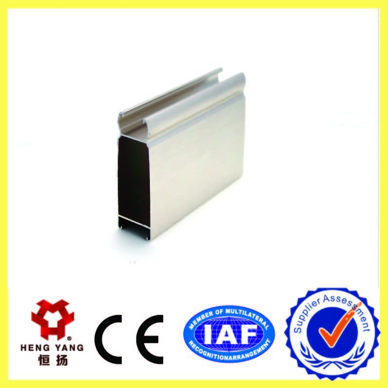 curtain wall first grid 6063 material aluminium ingot aluminium profile for windows and doors