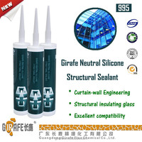 China manufacturer glue to windshield silicon sealant