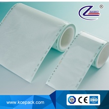 Sterilizaition Pouch Medical Supply /New Products Sterilization Flat Roll Dental