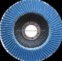 Flap Disc Use Aluminum Oxide Abrasive