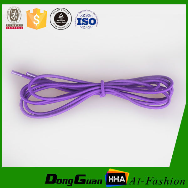 High quality wholesale price 4mm Imported rubber Elastic cord