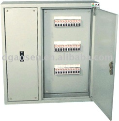 Reasonable price metal 12 way distribution box