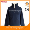Wholesale alibaba half zipper cheap fleece jacket