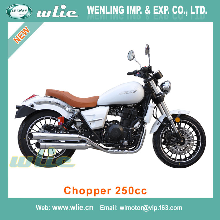 Luxury power motorcycle street model lifo lifan 250cc engine Cheap Racing Motorcycle Chopper