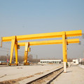 MH Type Electric Single Girder Gantry Crane