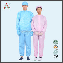 ESD Workwear Small Quantity Clothing Manufacturer