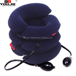 Orthopedic Medical Inflatable neck support device, neck stretching equipment