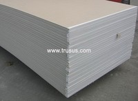 Paper Faced Gypsum Board For Wall Partition Or Ceiling 12Mm Thick Gypsum Board Price