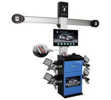 LCD precise electronic wheel alignment machine/Wheel balancer/ tyre changer price with CE