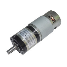 DSD-42RP775 professional manufacturer Dia 42mm 24VDC Planetary Gear Motor