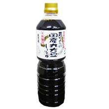 Igagoe Home-brew Whole-soybean soy sauce 1L Made in JAPAN