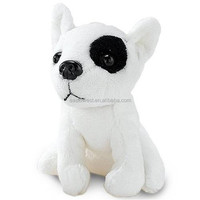 factory direct bull terrier,stuffed&plush toy animal