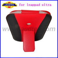 Laudtec PU leather case for LeapFrog LeapPad Ultra 7'' inch child tablet pc leather case for leappad 3